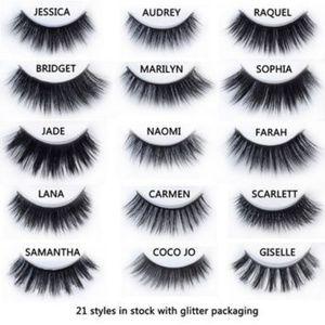 096a285e820 HUDA BEAUTY Makeup - Huda Beauty Eyelashes #9 Naomi